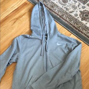 Men's Nike therma-fit zip up
